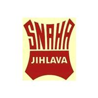 logo SNAHA, kožedělné družstvo Jihlava