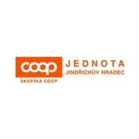 logo Jednota, spotřební družstvo v Jindřichově Hradci