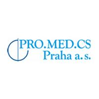 logo PRO.MED.CS Praha a.s.
