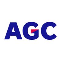 logo AGC Flat Glass Czech a.s., člen AGC Group