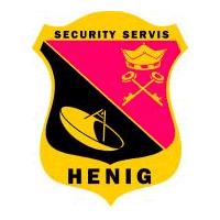 logo HENIG - security servis, s.r.o.