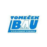 logo Tomeček Bau s. r. o.